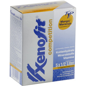 Xenofit Competition Drink 5x42g Mango-Passion Fruit